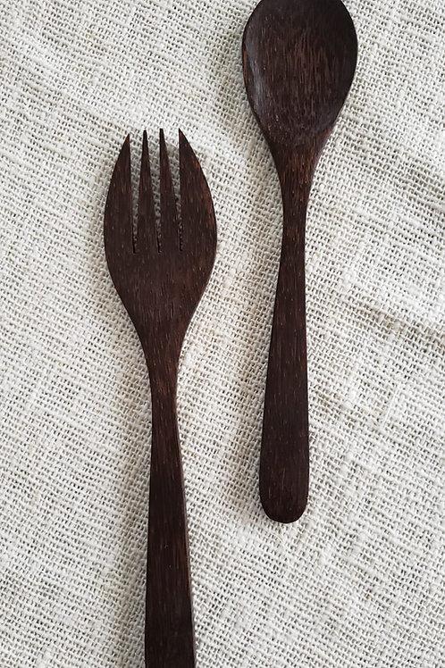 Wooden Spoon (1 Set)