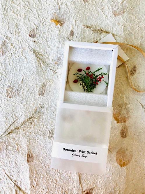 Holiday Season Wax Sachet