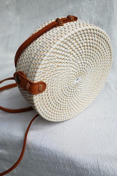 Andrea Canteen Bag White