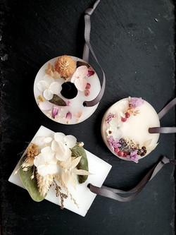 French-inspired-botanical sachets
