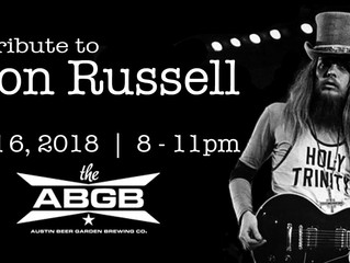 Leon Russell Tribute Show at ABGB April 6th!!!