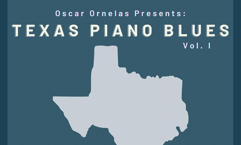 Texas Piano Blues, Vol. 1