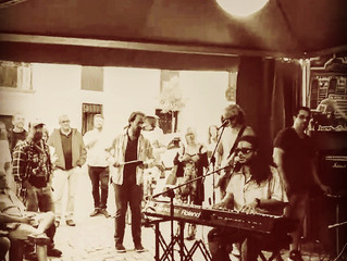 Pueblos Blancos Music Festival in Spain