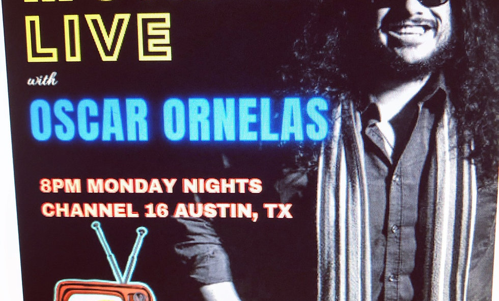 Official Blue Monday Live Poster