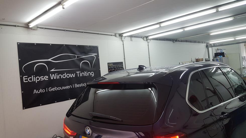 Eclipse Window Tinting