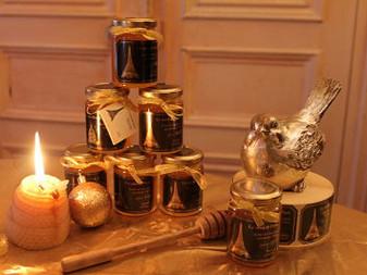 Un nouveau design pour les pots de Miel de Paris !