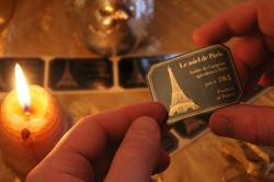 Miel de Paris Etiquette