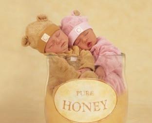 Miel pour les bébés: attention au botulisme infantile