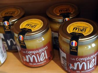 La guerre du miel en France.