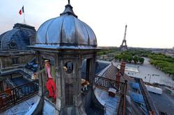 Miel de Paris Ecole Militaire Credits Tourneret