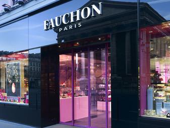 Le Miel de Paris d'Audric de Campeau en vente chez Fauchon !