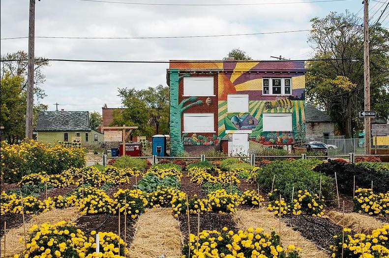 L'Agrihood de Detroit