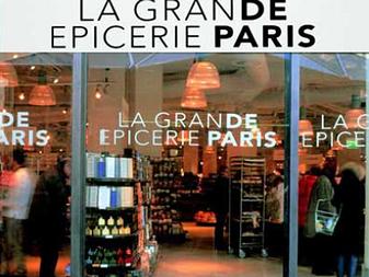 Le Miel de Paris est à la Grande Epicerie !