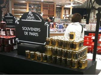 Le Miel de Paris s'installe aux Galeries Lafayette Gourmet !
