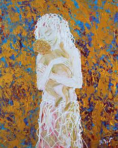 Goldene Mutter