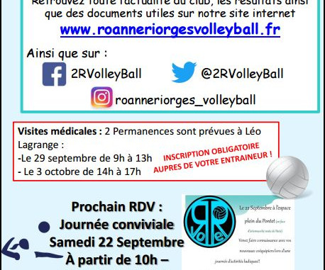 Newsletter 2RVB #1