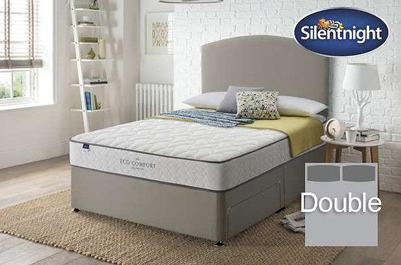 Silentnight Dumont Eco Comfort Miracoil Double Divan Bed