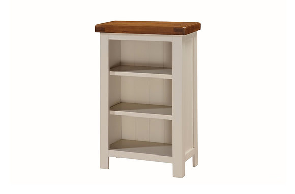 Heritage Low Narrow Bookcase