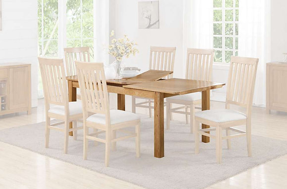 Heartwood 160cm Extending Dining Table