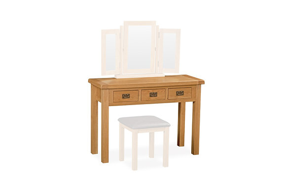 Brecon Wide Dressing Table