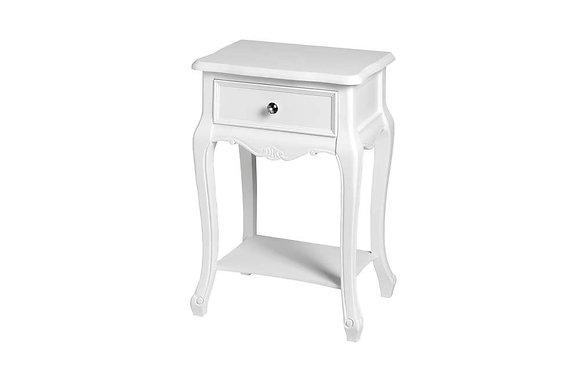 Florence 1 Drawer Lamp Table