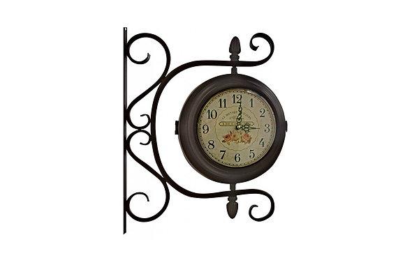 Ornate Station Clock