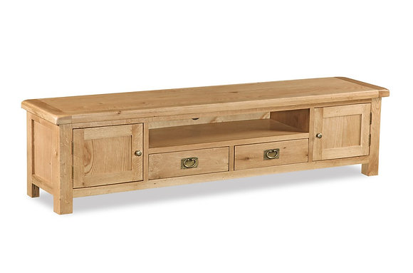 Brecon Extra Large Low Line TV Unit