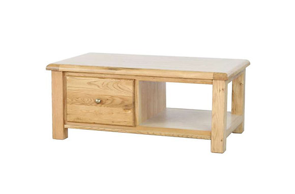 Sienna 1 Drawer Coffee Table