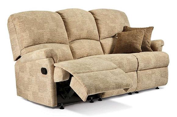 Sherborne Nevada Standard 3 Seater Recliner Sofa