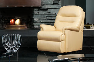 Sherborne Keswick Leather Chair