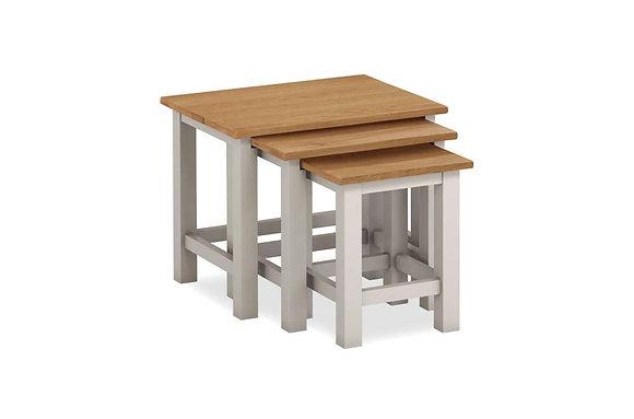 Devon Nest of 3 Tables