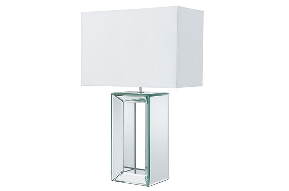 Searching Lighting Mirror Reflection Table Lamp