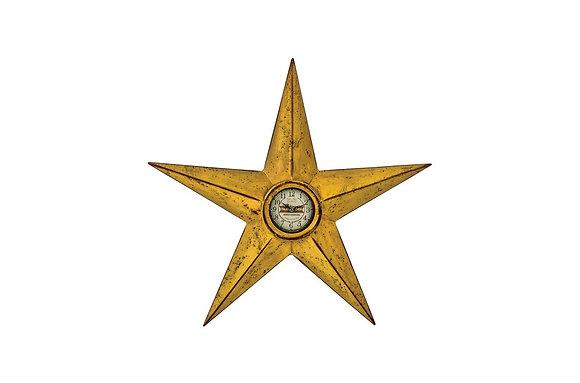 Star Wall Clock