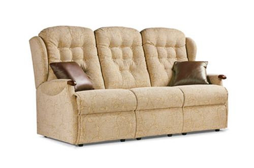 Sherborne Lynton Knuckle Small 3 Seater Sofa