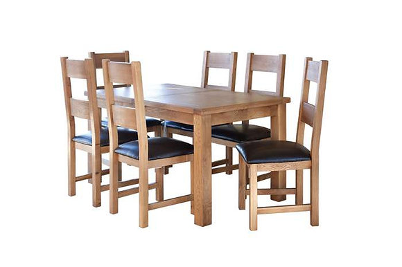 Hampshire Square Extending Table