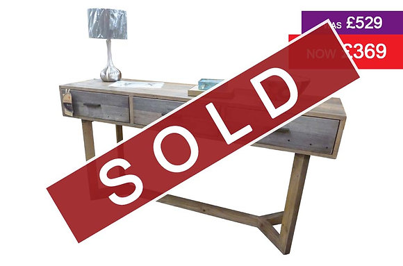 Sorrento Large Console Table