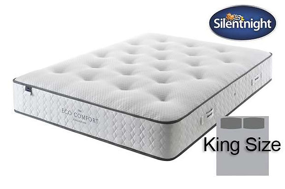 Silentnight Verdi Eco Comfort Mirapocket King Size Mattress