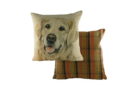 Waggydogz Golden Retriever Cushion