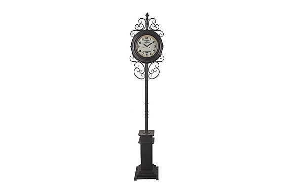 Ornate Standing Clock
