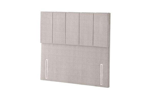 Silentnight Sienna Floorstanding Fabric Upholstered Headboard