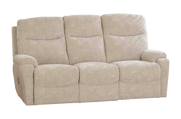 Furnico Townley 3 Seater Manual Recliner Sofa