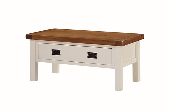 Heritage 1 Drawer Coffee Table