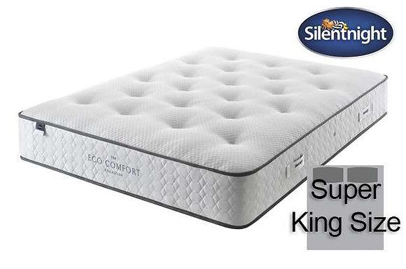 Silentnight Verdi Eco Comfort Mirapocket Super King Size Mattress