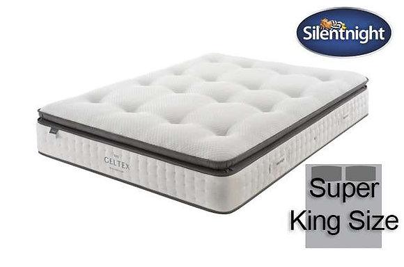Silentnight Wordsworth Mirapocket Super King Size Mattress with Geltex