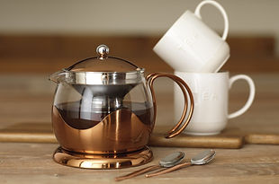 La Cafetiere Origins tableware - Plates, Mugs, Teapot, Cups, saucer