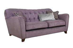 Buoyant Bronte Fabirc 3 Seater Sofa | Styleforce Home & Furniture Store | South Wales
