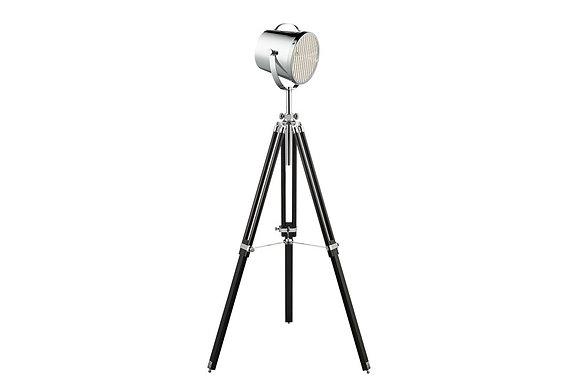 Searchlight Lighting Stage Light Black Floor Lamp
