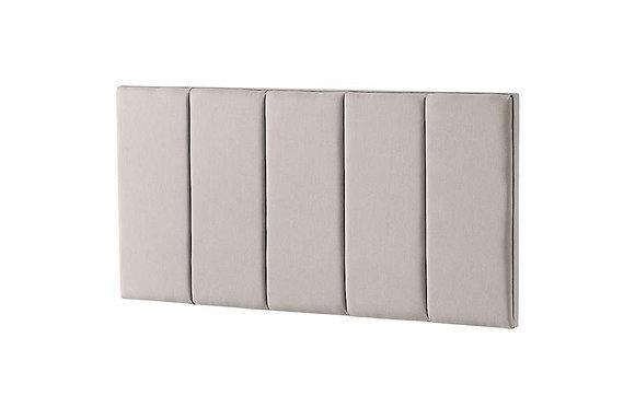 Silentnight Brescia Fabric Upholstered Headboard