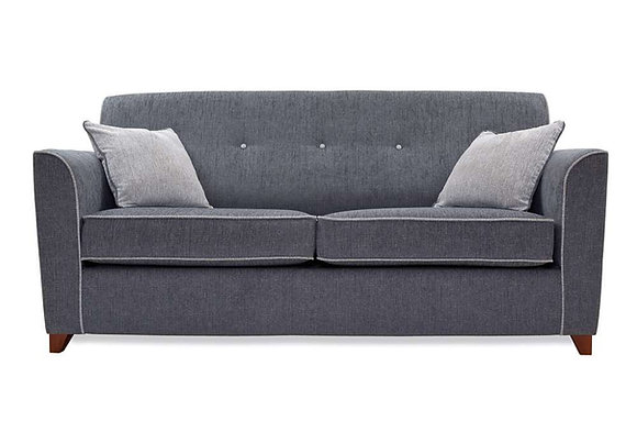 Nordic 3 Seater Sofa Bed