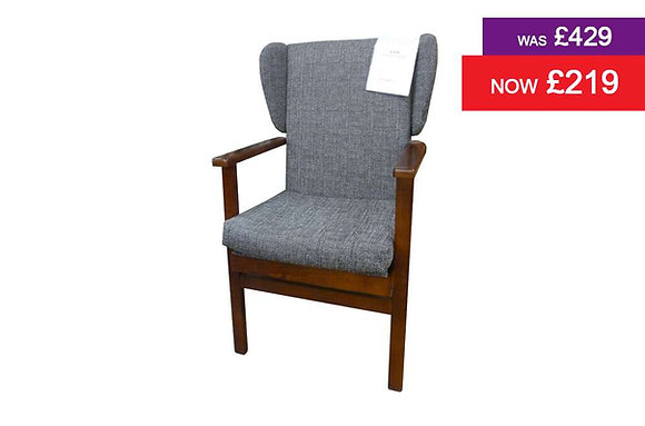Wingback Fireside Chair